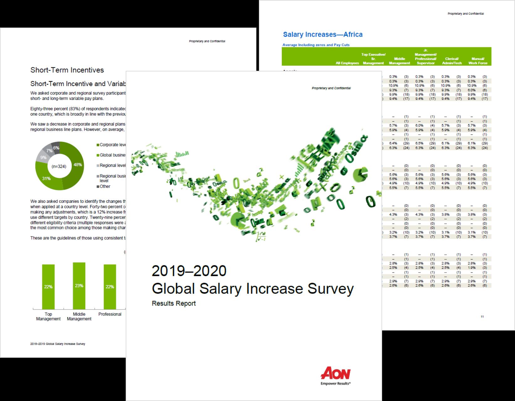 2019-2020 Global Salary Increase Survey